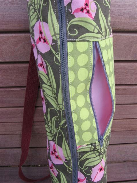 yoga mat case sewing pattern 17 best images about yoga mat bags on pinterest sewing