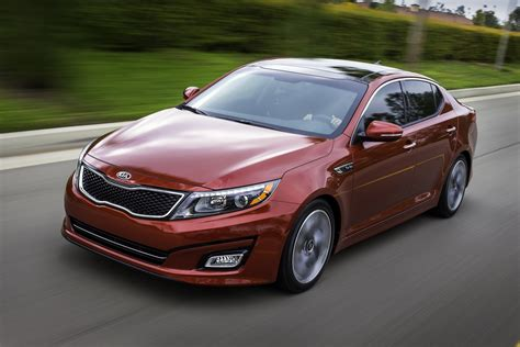 New 2014 Kia Optima Updated 2014 Kia Optima Sedan Details And Pictures