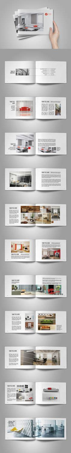 landscape layout in indesign furniture and interior catalog texts furniture and design