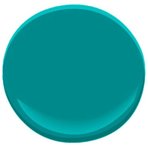 tropical teal 734 paint benjamin tropical teal paint colour details