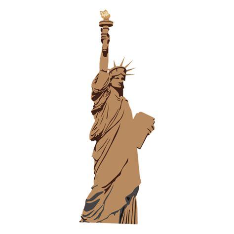 statue  liberty transparent png svg vector