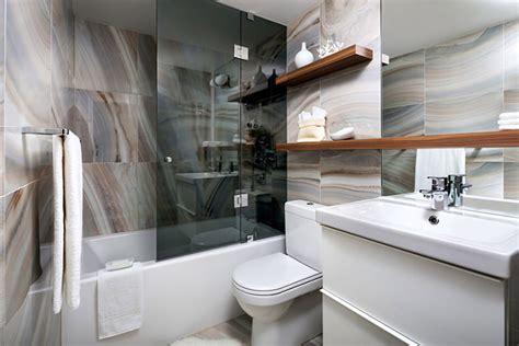 Small Condo Kitchen Ideas by 30 Banheiros Pequenos Decorados Para Voc 234 Se Inspirar
