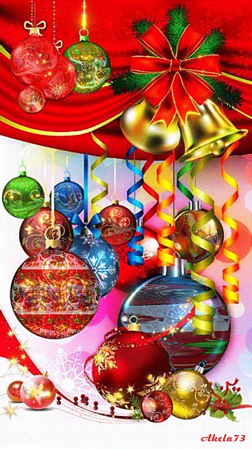 animated christmas ornaments pictures   images  facebook tumblr pinterest