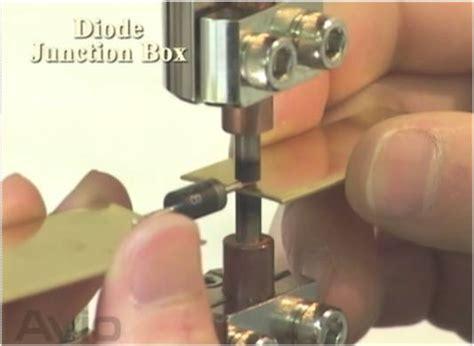 testing welder diodes solar battery junction box assembly micro joining equipment nippon avionics co ltd
