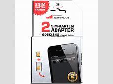 Dual SIM Card iPhone® - MiracleSIM-Enjoy your SIMs Iphone 2g Box