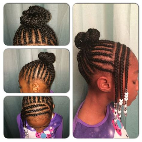 braided hairstyles for babies braids baby girl hairstyles pinterest