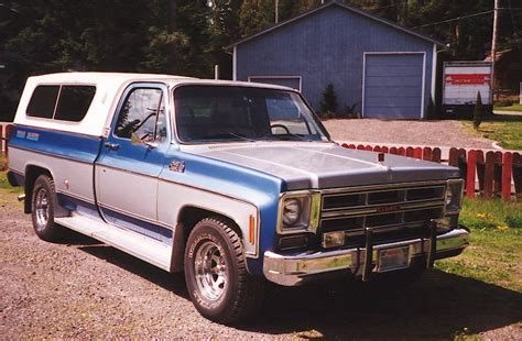 jams trucks gmc beau
