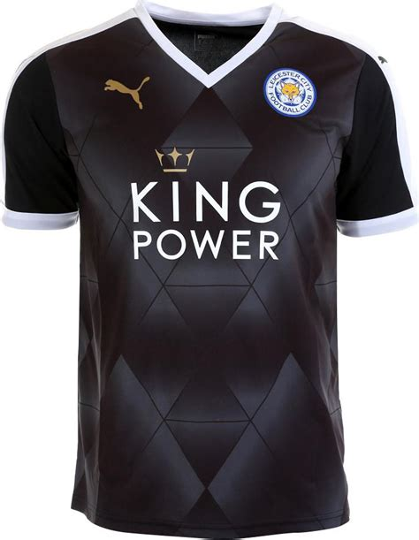 Leicester Home Leicester Away leicester city 15 16 kits released footy headlines