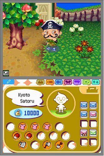 animal crossing nintendo ds hairstyles image gallery nintendo ds animal crossing