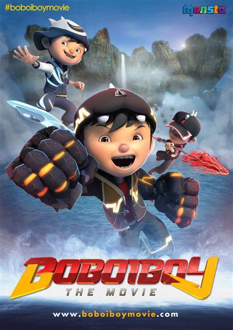 boboiboy the official teaser jom tonton teaser trailer filem boboiboy the