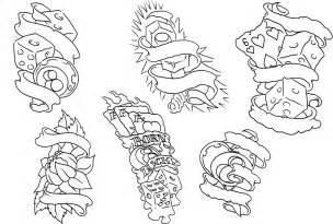 Bow tattoos tattoo flash