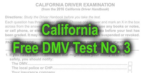 free dmv practice test for california permit 2018 ca permit questions and driver s license practice test articles