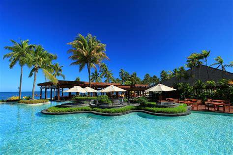 Island Resort Most Beautiful Islands Fiji Islands Denarau