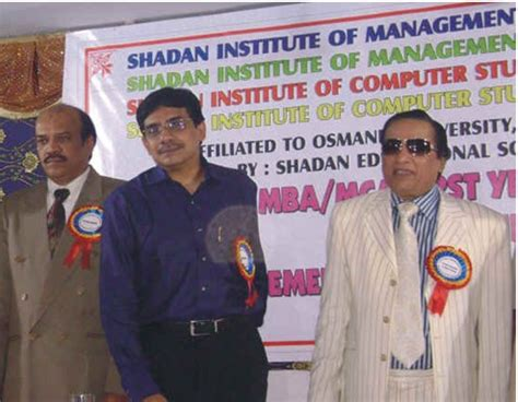 Shadan Mba College For Boys by Shadan Institute Of Computer Studies Hyderabad Images