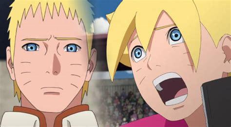 boruto channel new boruto anime teaser highlights father son squabbles