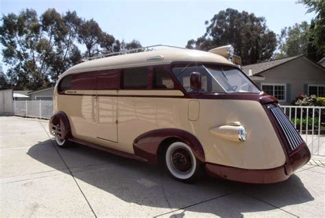 ford motorhome 1941 ford western flyer is an rv we d love to be stuck