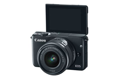 Canon Eos M10 Canon M10 Kit Lens 15 45mm 22mm Paket Dahsyat 16gb canon eos m10 kit 15 45mm is stm gudang digital
