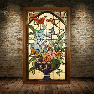 stained glass home decor decor ceiling panels picture more detailed picture about tiffany style stained glass victorian