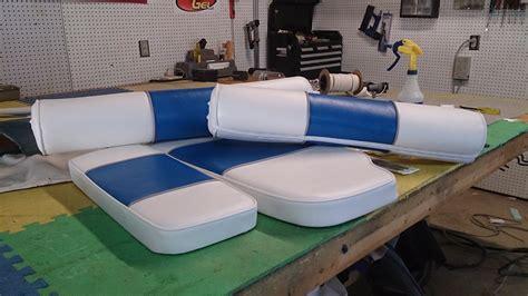 boat upholstery kits sea ray marine grateful threads custom upholstery