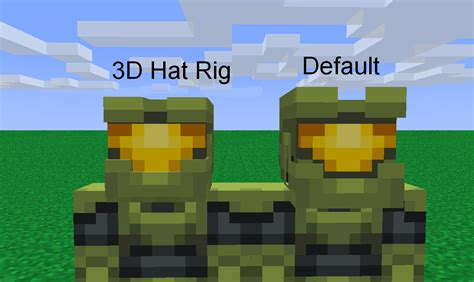 3d hats rig rigs mine imator forums