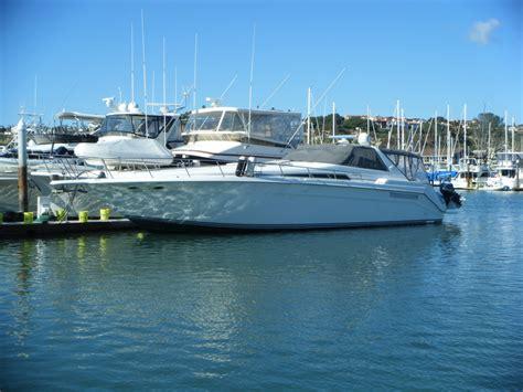 sea ray boats ta 1992 used sea ray 50 sundancer express cruiser boat for