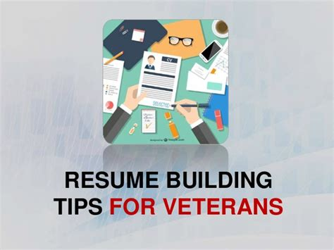 Resume Building Tips Ppt resume building tips for veterans