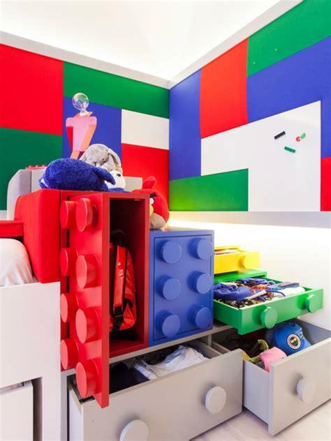 Kinderzimmer Gestalten Lego kinderzimmer im lego stil einrichten