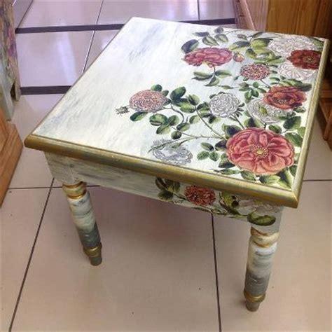 Decoupage Tables Ideas - best 25 decoupage table ideas on diy