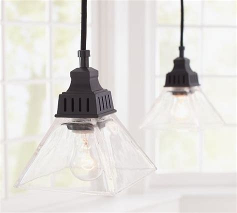Pendant Lights For Track Lighting Bixler Pendant Track Lighting Pottery Barn Traditional Pendant Lighting By Pottery Barn