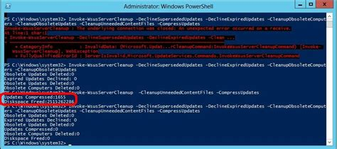 resetting windows update database solved how to force a clean up of wsus data resolve