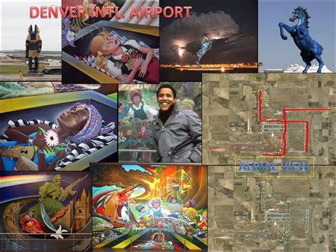denver airport illuminati denver airport symboles ma 231 onniques