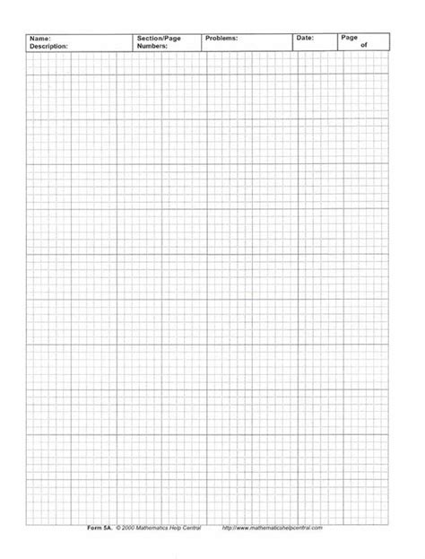 printable graph paper full page search results for printable grid graph paper calendar