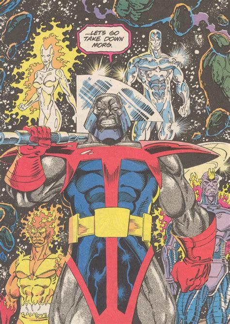 heralds  galactus team comic vine