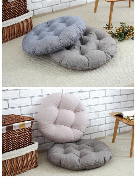 round futon chair cushion large round seat cushions chairs seating