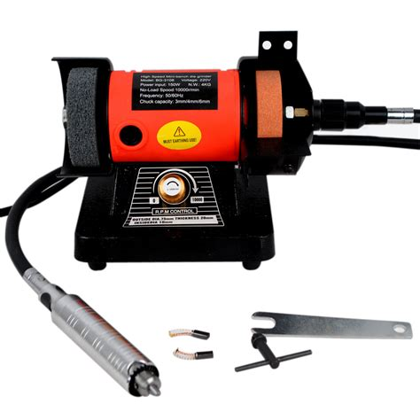 bench grinder with sander mini bench grinder sander electric drill versatility