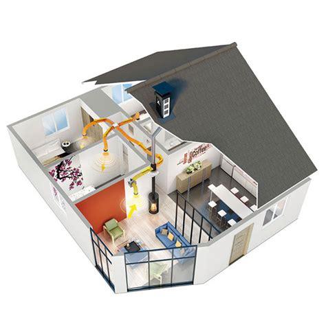 Distribution Air Chaud Insert 3252 by Confort Distribution D Air Chaud Pour Foyer Po 234 Le 224 Bois