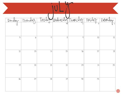 happiness is july 2015 free printable calendar and planner july 2015 calendar free printable live craft eat