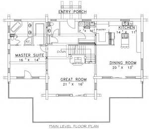 traditional log cabin plans 2480 sq ft traditional log home style log cabin home log