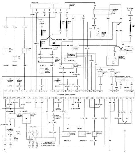 wrg   dodge  engine diagram