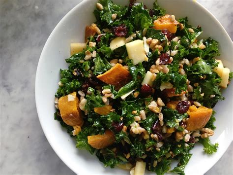how to make the perfect fall salad you can eat all week long cooking light