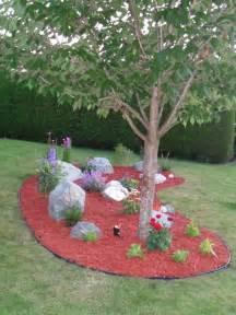 Diy Rock Garden Easy Diy Landscaping Build A Rock Garden