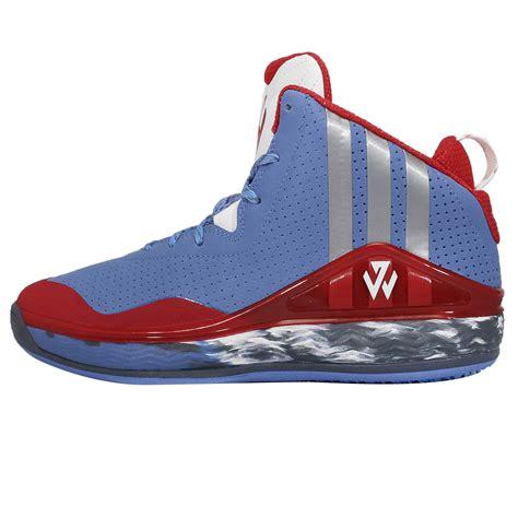 j wall shoes adidas j wall 1 blue silver wall mens basketball