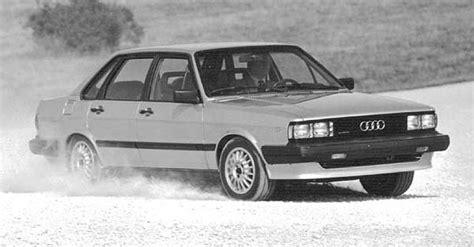 small engine maintenance and repair 1987 audi 4000cs quattro transmission control seeing red audi 4000 quattro roundup german cars for sale blog