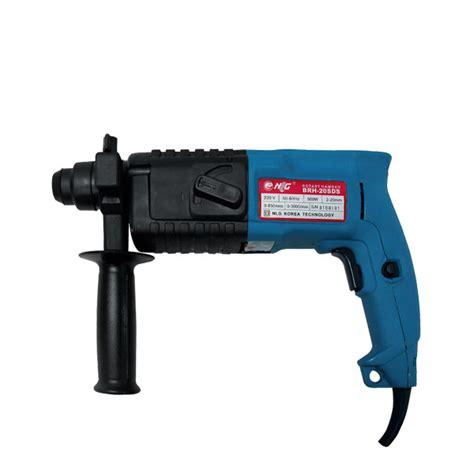 Bor Rotary Hammer nlg rotary hammer mesin bor beton brh 20sds niagamas