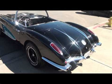 Gas Monkey Garage Cars For Sale by 1958 Chevrolet Corvette For Sale By Www Pmautos Gas