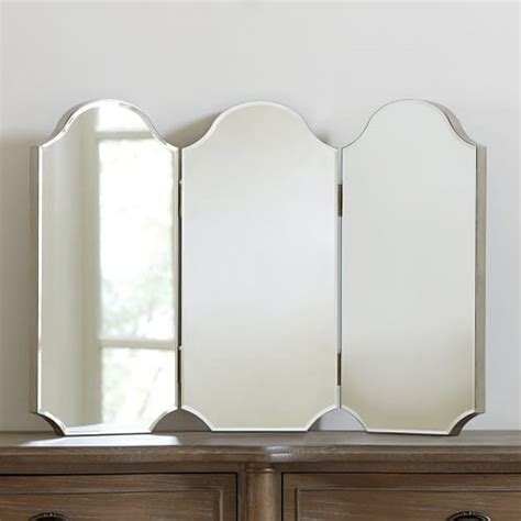 15 Gorgeous And Fantastic Tri Fold Bathroom Mirror Under 300 Tri Fold Bathroom Vanity Mirrors