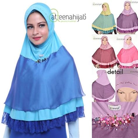 tutorial hijab syar i terbaru 17 best ideas about pashmina hijab tutorial on pinterest