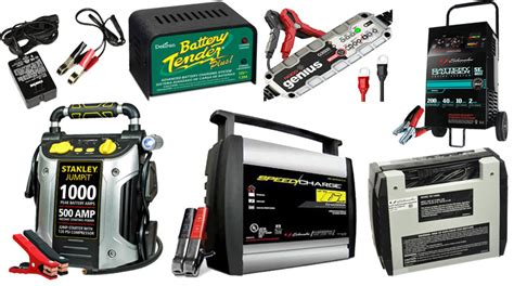 The 7 Best Car Battery Chargers 2017   Best Battery