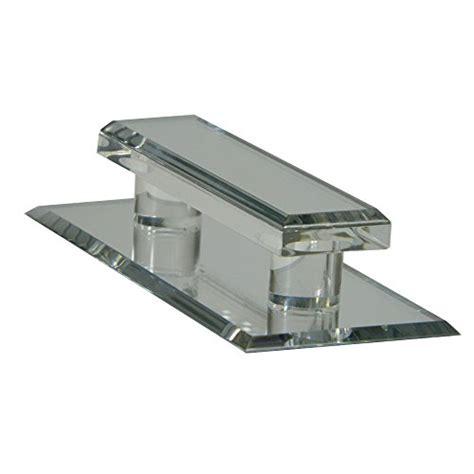 Adhesive Mirror Door Pulls - mirart self stick mirrored acrylic pull new ebay