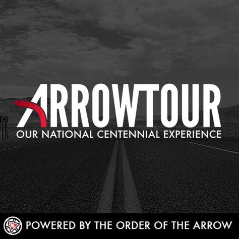 Promote Order promote arrowtour order of the arrow
